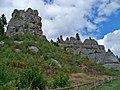 Городище літописного міста Тустань.Фото городища.JPG