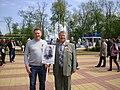 Династия Дорофеевых 1 мая в Майкопе. 2015.JPG