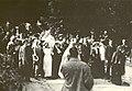 Жалобна процесія з тілом Лесі Українки на Байковому кладовищі.jpg