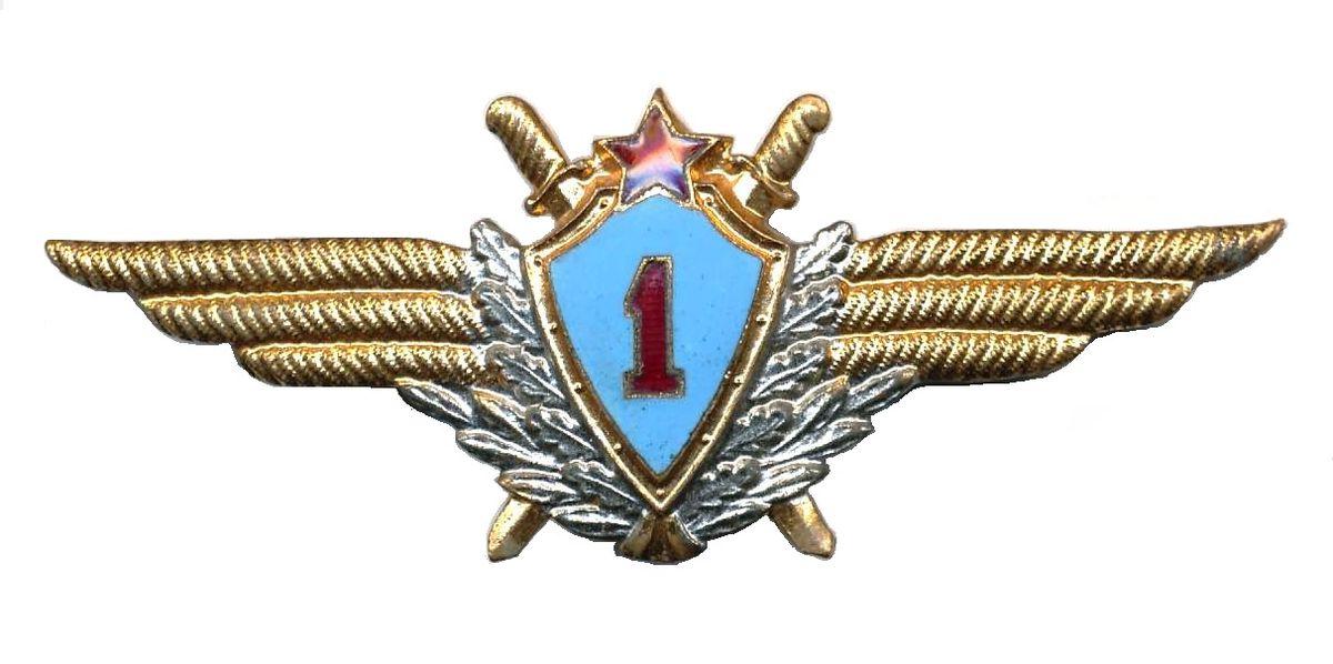 Знак летчик вмф 1 руб 1922