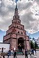 Казанский Кремль, пятиярусная башня Сююмбике.jpg