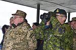 Командувач Сухопутних військ ЗС Канади генерал-лейтенант Пол Винник відвідав Національну академію сухопутних військ (31022890655).jpg