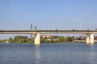 Kostroma - Kostroma river