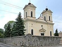 Кременец. Костел Святого Станислава..jpg