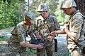 Курсанти Національної академії сухопутних військ вдосконалюють свої практичні навички на полігоні (43402923961).jpg