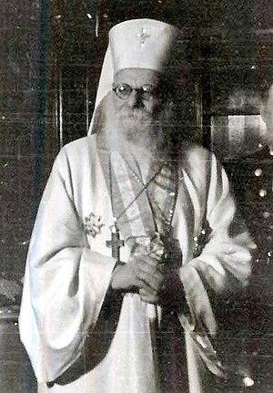 Patriarch Nicodim of Romania - Image: Никодим (Мунтяну)