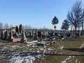 Нова частина цвинтаря біля дороги на Язловець у Трибухівцях.jpg