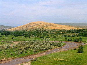 Dagestan Nature Reserve - Sarykum, the largest sand dune in Eurasia