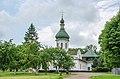 Палатний корпус з Петропавлівською церквою (Новгород-Сіверський).jpg