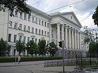 Первый корпус железнодорожного института.JPG