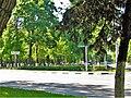 Площадь на пересечении улиц Ленина, Победы и Гагарина в Реутове.JPG
