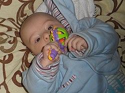 00d343ce66f4 Bebé - Wikipedia, la enciclopedia libre