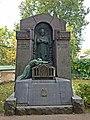 Санкт-Петербург, Тихвинское кладбище, могила И.Р. Тарханова.JPG