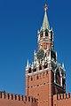 Спасская башня, в синем майском небе.jpg