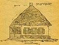 Старі хати Харкова. 1922. №18. Хата по Валерьянівській вул., ч. 73, в Харькові.jpg