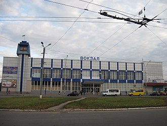 Sumy - Sumy train station