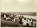 Улица в праздник на виноградных садах. Земля войска Донского, станица Цимлянская. 1875-1876.jpg