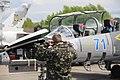 У небі Волині тренується авіація Повітряних Сил ЗС України (27096544216).jpg