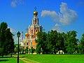 Храм Покрова Пресвятой Богородицы в Филях вид с юга.jpg