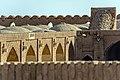آجرچینی های دوره های مختلف تاریخی در کاروانسرای دیر گچین (15).jpg