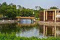 الصورة من حديقة الأزهر - القاهرة - مصر. Al-Azhar Park.jpg
