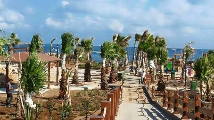جزيرة عبد الوهاب ( البقر) في طرابلس شمال لبنان