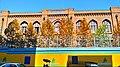 نمای یکی از بناهای دبیرستان البرز از بیرون.jpg