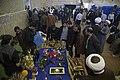 همایش هیئت های فعال در عرصه خدمت رسانی در قصر شیرین که به همت جامعه ایمانی مشعر برگزار گشت Iran-Qasr-e Shirin 33.jpg