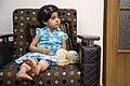 هوش در کودکان - دختر بچه Intelligence 01.jpg