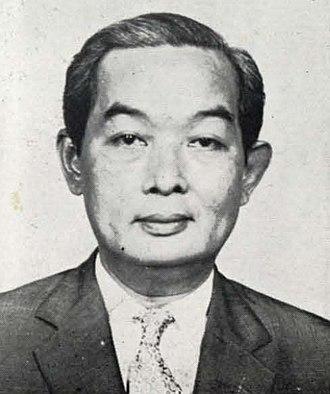Kukrit Pramoj - Kukrit Pramoj (c. 1959)