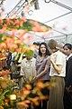 นางพิมพ์เพ็ญ เวชชาชีวะ ภริยา นายกรัฐมนตรี ณ National Orchid Garden Pavilion Sin - Flickr - Abhisit Vejjajiva (9).jpg