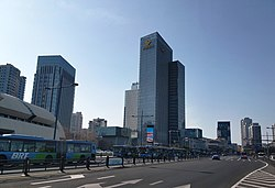 skylines de Lianyungang
