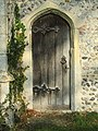 -2020-02-07 Side door, South Elevation of Saint Nicholas Church, Trunch Road, Swafield (3).JPG