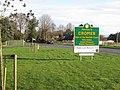 -2020-12-28 Place name sign, Holt Road, Cromer, Norfolk, .JPG