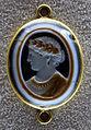 011 arte forse antica, busto femminile in calcedonio.JPG