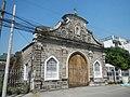 0226jfPoblacion Park Hall Church Arayat Pampanga National Roadfvf 18.JPG