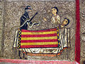 034 Frontal d'altar de Sant Martí de Gia, detall.jpg
