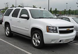 chevrolet tahoe wikip dia. Black Bedroom Furniture Sets. Home Design Ideas