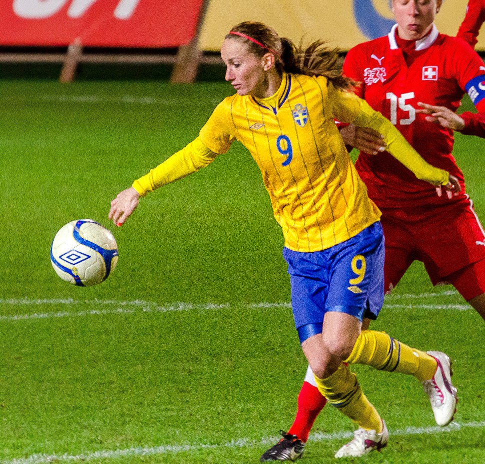 09 Kosovare Asllani 111023 Sverige-Schweiz 3-0 8283