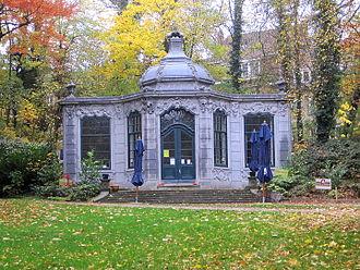 Uccle - Image: 0 Uccle Parc du Wolvendael Pavillon Louis XV (1)