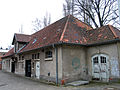1. Hannoversches Ulanenregiment Nr. 13, ehemaliges Pferdekrankenstall von 1936, Callinstraße 30b, Universität Hannover, Gebäude 3414.jpg