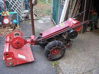 1959 Gravely LI walk behind tractor with front mounted cultivator 10-OL 102302A.jpg