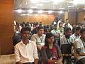 10th Anniversary of Bengali Wikipedia, 30 May 2015 12.JPG
