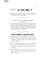 116th United States Congress H. Con. Res. 007 (1st session) - Expressing the sense of Congress that all direct and indirect subsidies that benefit the production or export of sugar by all major sugar-producing.pdf