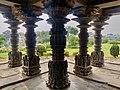 12th century Mahadeva temple, Itagi, Karnataka India - 104.jpg
