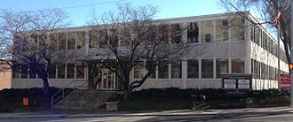 I. M. Pei - Pei's first project (1949)  131 Ponce de Leon Avenue, Atlanta