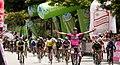 13 Etapa-Vuelta a Colombia 2018-Sebastian Molano-Ganador Etapa 13 en Medellin 3.jpg