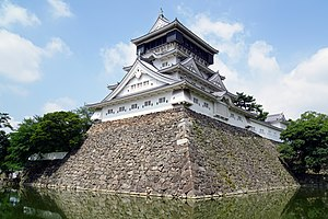 Kokura Castle - The Keep