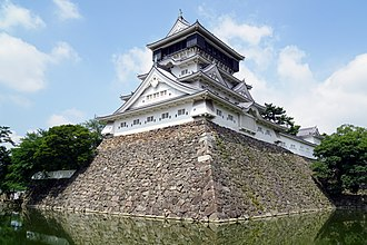 Kokura Castle - The Keep