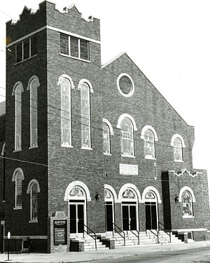 Sixth Mount Zion Baptist Church - Sixth Mount Zion Baptist Church, 1978.